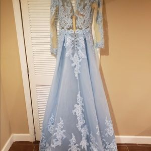 Sherri Hill gown, worn for 1 hour